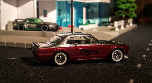 custom hot wheels with JDM decals from My Custom Hotwheels
