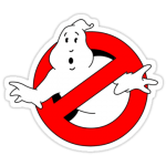 Ghostbusters Ecto 1 and 2 Hot Wheels Decals