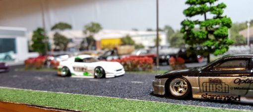 custom hot wheels with jdm racing decals from My Custom Hotwheels