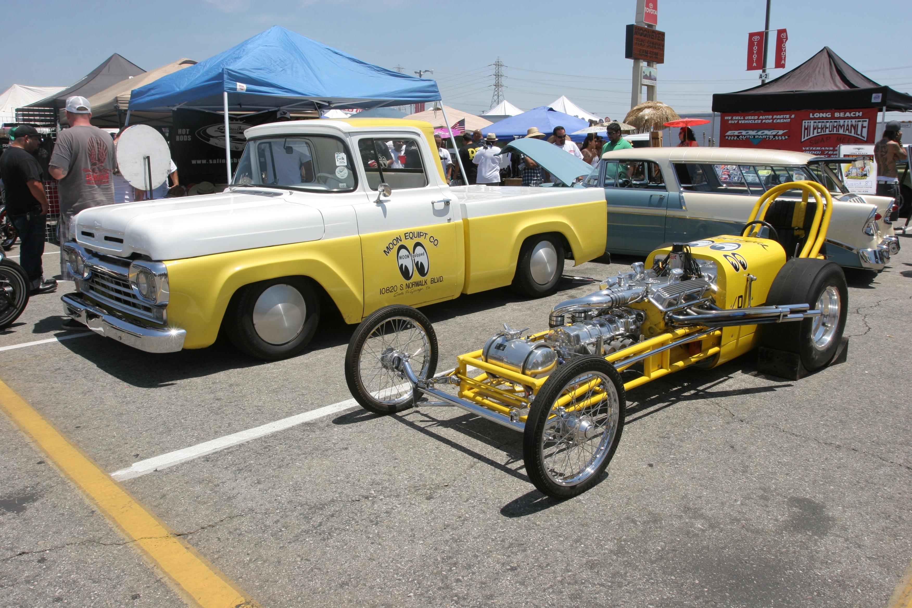 Mooneyes Racing Decals | Custom Hotwheels & Diecast Cars