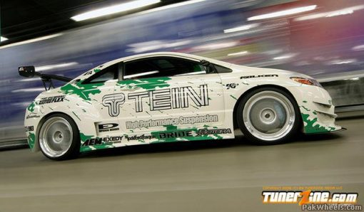 tein racing decals for hot wheels and diecast cars