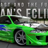 fast and furious brians eclipse