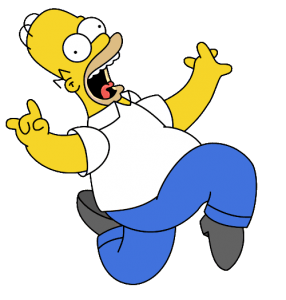 homer-simpson-skipping-excitedly