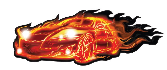 racing decals in 1:64 scale for hot wheels and diecast cars