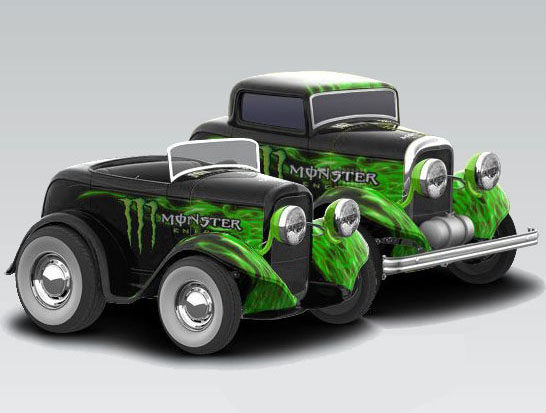 Monster Energy Racing Decals My Custom Hot Wheels Decals