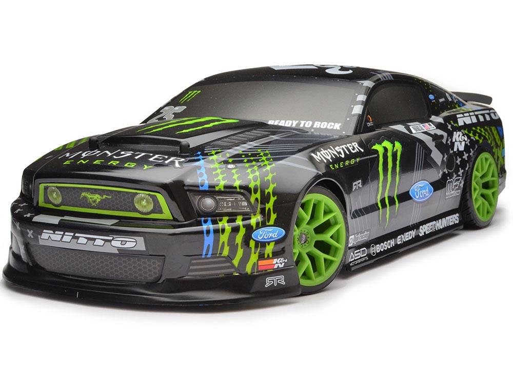 Hpi Racing Mustang Rc Car