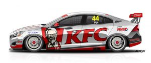 Macdonalds and KFC Waterslide Decals for Hot Wheels Diecast Cars