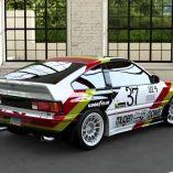 Honda CRX Mugen Racing Decals for Model Cars
