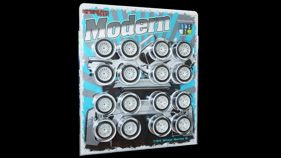 custom JDM Wheels for 1:64 Scale Hot Wheels Diecast Cars