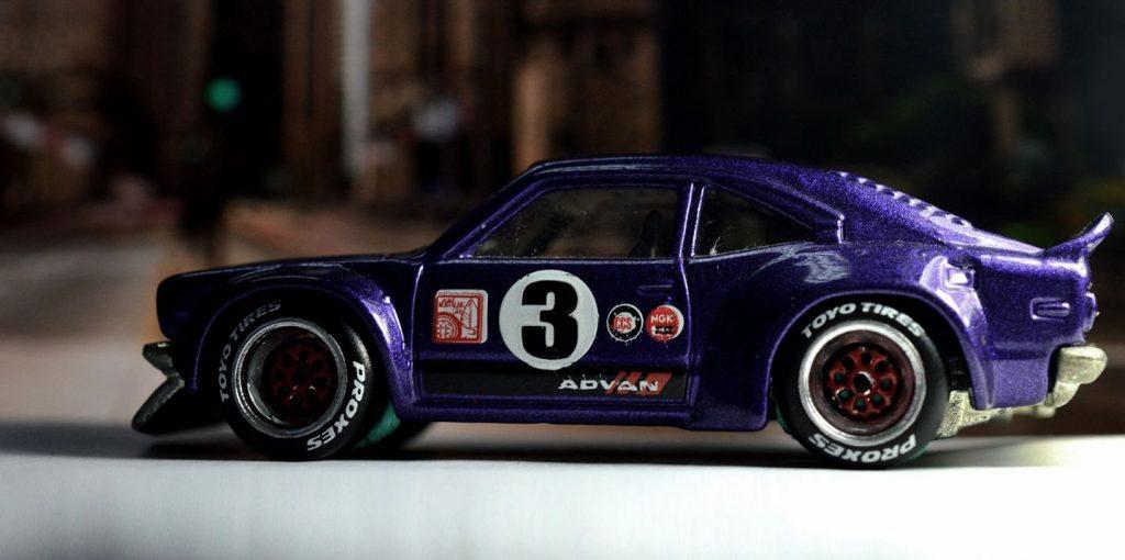 KREAuto Custom Wheels for 1:64 scale Hotwheels and diecast cars