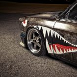 stanceworks - shark mouth decals for model cars