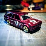 N007A Wheels on Super TH