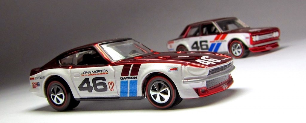 Bre racing livery on rlc exclusive hot wheels lamley group
