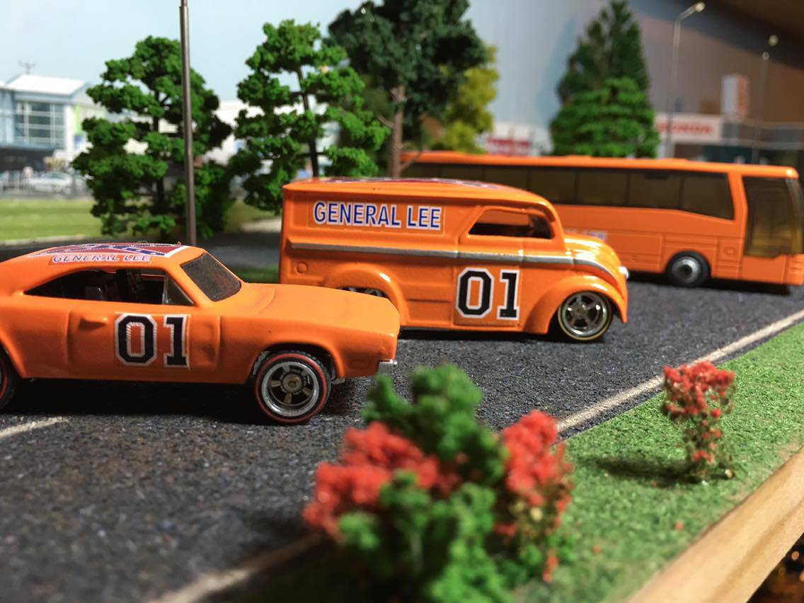 Car Hire General Lee