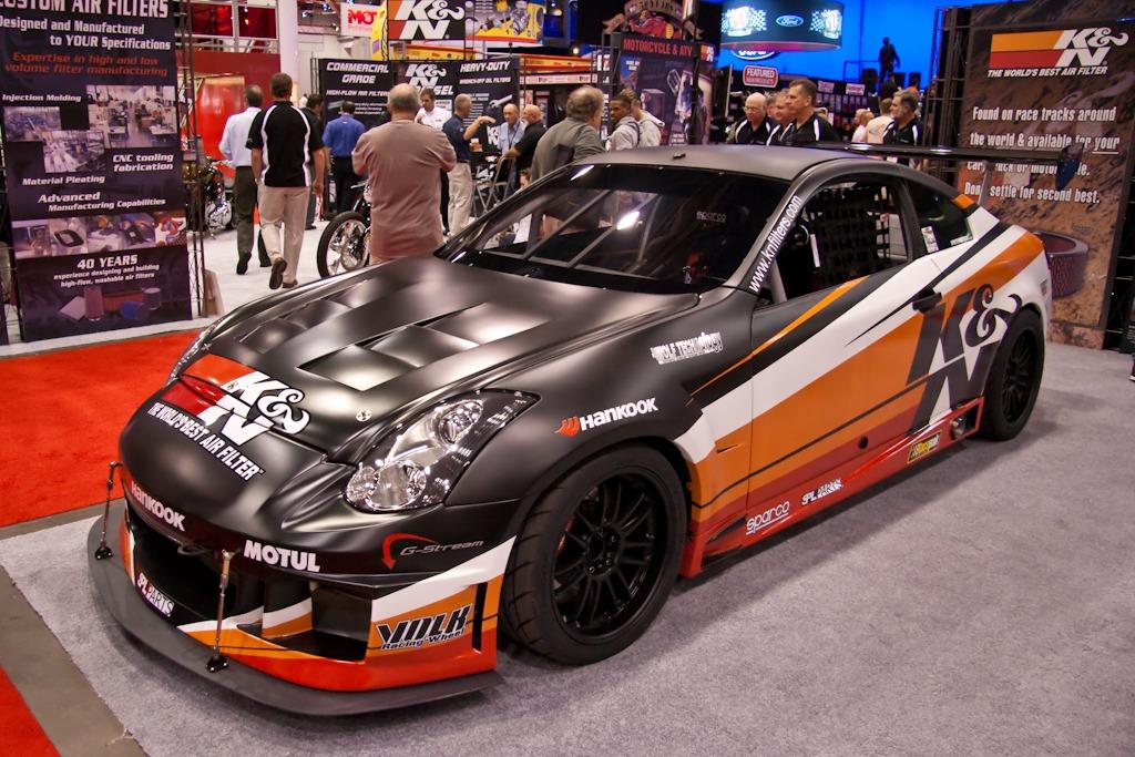 Best Performance Car For K