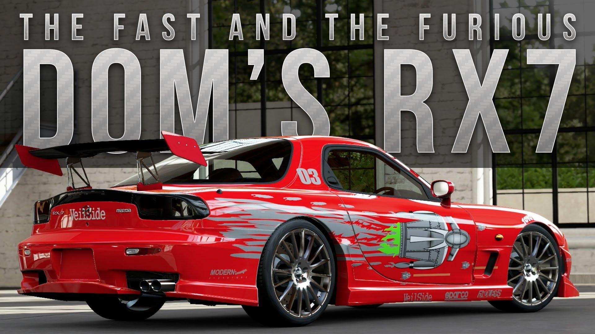 Fast & Furious Pack 1   My Custom Hot Wheels Decals