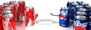 Coca Cola v Pepsi Waterslide decals for Hot Wheels Diecast Cars