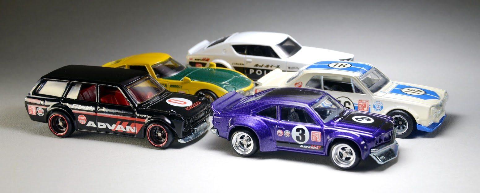 Racing Number Decals | Custom Hotwheels & Model Cars