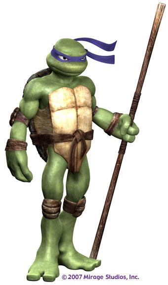 TMNT Teenage Mutant Ninja Turtles Decals for model cars