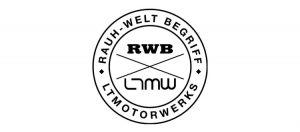 Rauh Welt RWB Porsche Racing Decals for 1:64 scale Hot Wheels Diecast Cars
