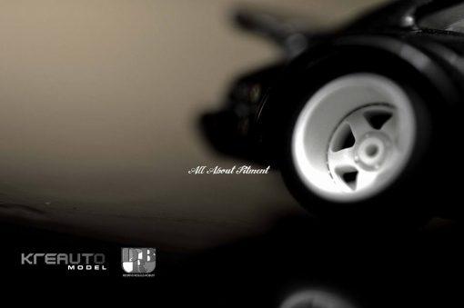custom Euro Wheels for Hot Wheels 1:64 Scale Diecast Cars
