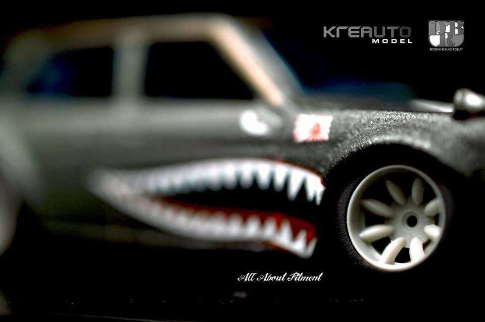 All KREAuto Custom 1/64 Wheels | My Custom Hotwheels & Diecast Cars