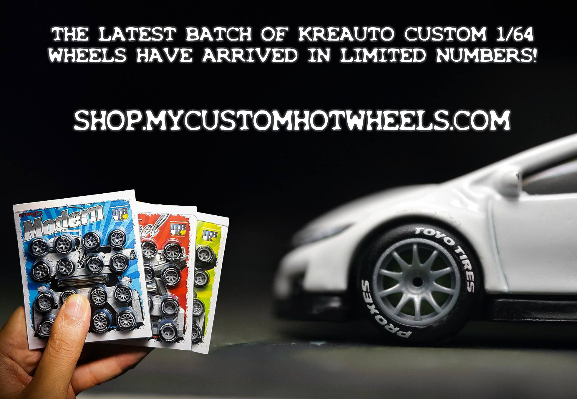 All Kreauto Custom 1 64 Wheels My Custom Hotwheels