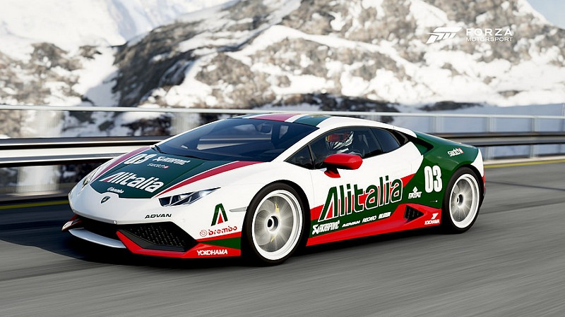 Martini, Alitalia & Castrol Racing Decals Pack