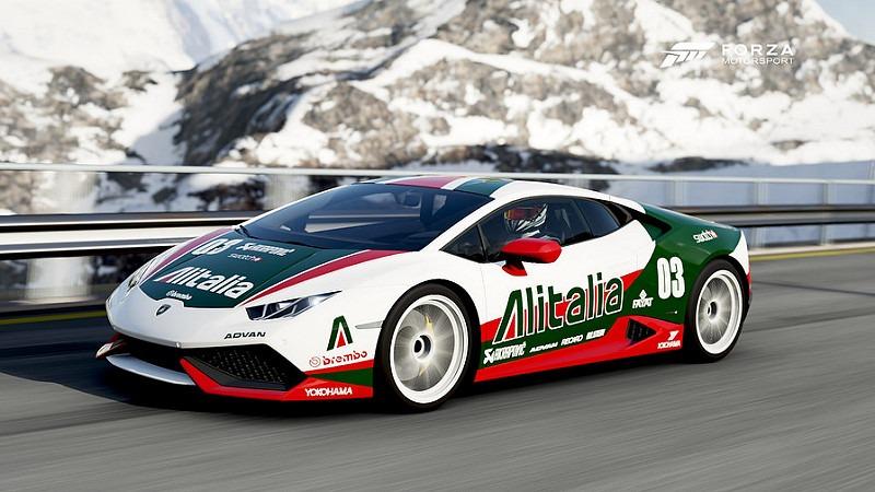 Martini, Alitalia & Castrol Racing Decals Pack