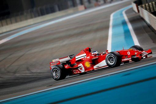 Ferrari Racing Decals for Diecast Model Cars