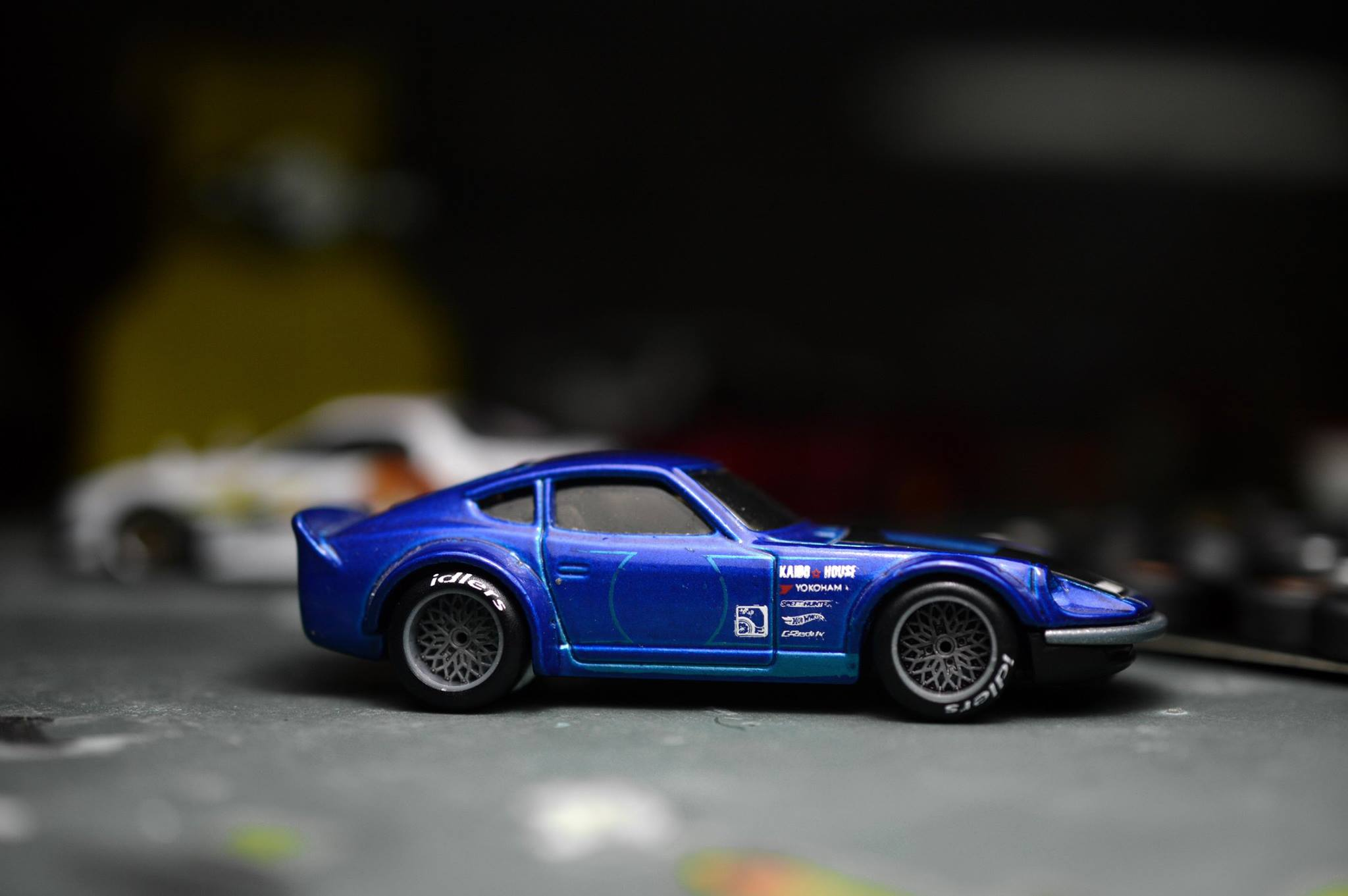KREAuto Custom Wheels for 1:64 scale Hotwheels and diecast cars