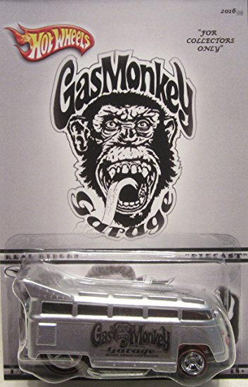 Gas Monkey Garage Waterslide Decals for Model Cars