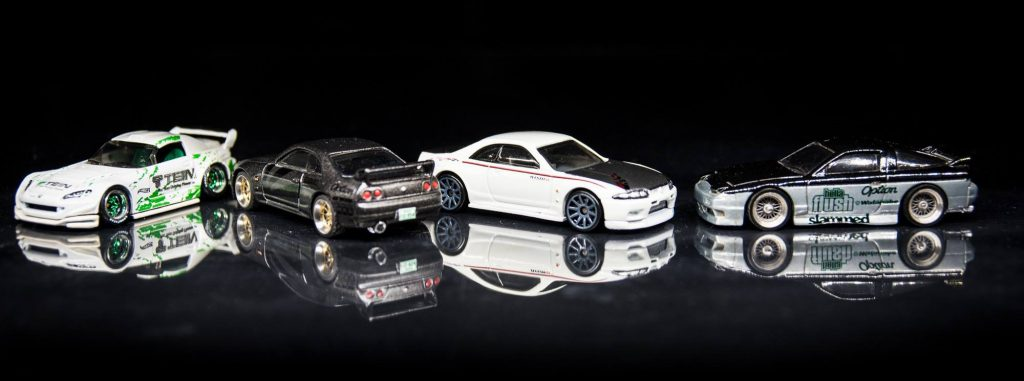 JDM Decals for Hot Wheels and all popular scale Model Cars
