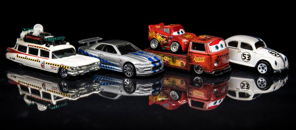 Movie Themed Decals by My Custom Hotwheels