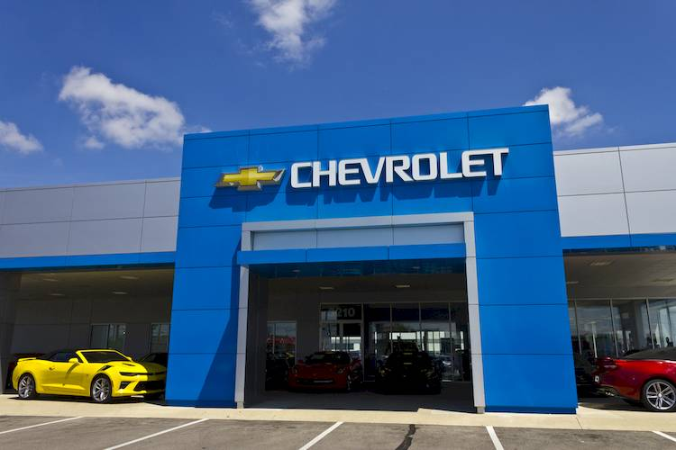 Chevrolet Dealership Showroom Diorama for Hot Wheels and Diecast Cars 2