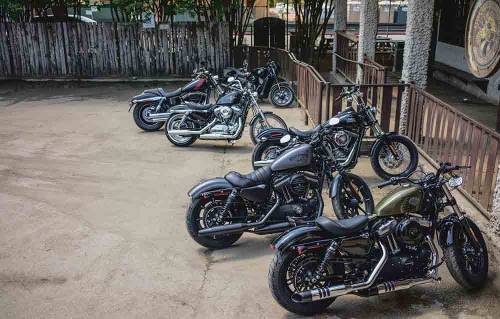 Harley Davidson Decals for all scale model Cars