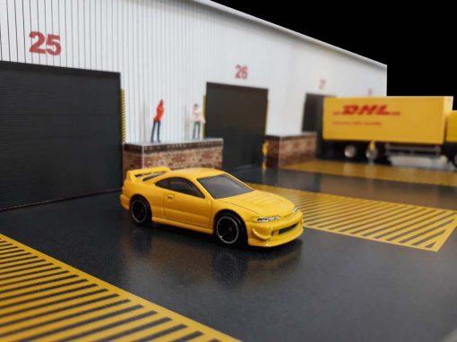 loading zone for hotwheels