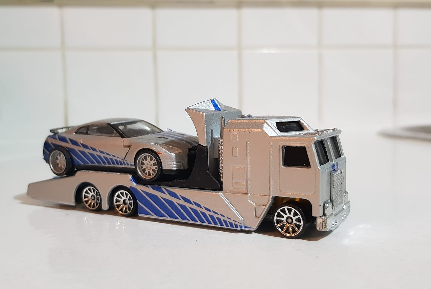 Ben Bax Brians Nissan R34 And Transporter My Custom Hot