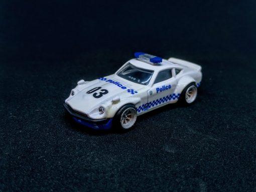 aussie police decals for Hot Wheels