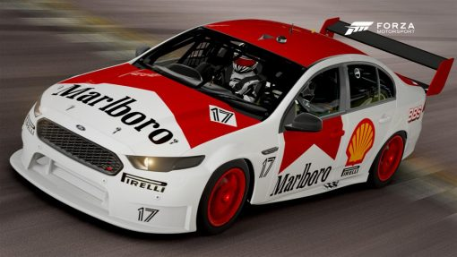Marlboro Decals for Model Cars