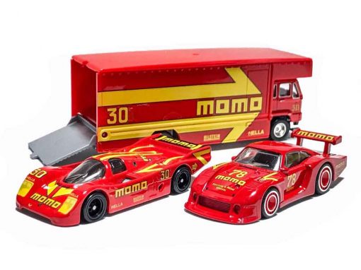 momo decals for all scale model cars