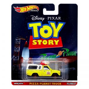 Pizza Planet Truck by Hot Wheels