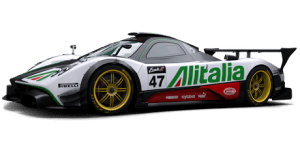 Alitalia Racing Pagani Zonda