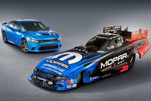Mopar decals for model cars
